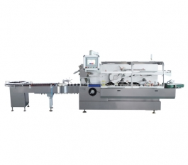 JNC-260P High Speed Cartoning Machine for Bottle