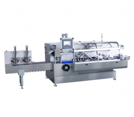 JNC-260B High Speed Cartoning Machine for Blister