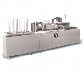 JNC-120D Automatic Cartoning Machine