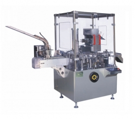 JNC-120B Automatic Cartoning Machine