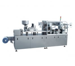 DPP-260H Aluminum Plastic Blister Packaging Machine