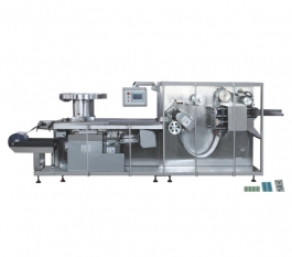 DPH-260H High Speed Automatic Blister Packing Machine (Roller-Plate type)