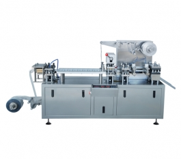 DPP-120H Automatic Blister Packing Machine