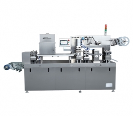 Effervescent tablet packing machine